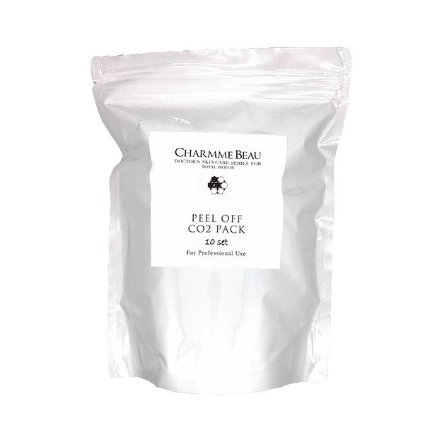 正規取扱店 スリ-ルボーテ シャルムボー化粧品 ピールオフ CO2 パック